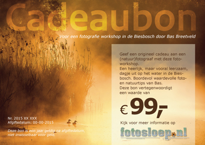 Cadeaubon-fotoworkshop