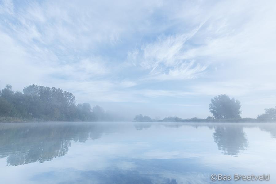 Biesbosch mist