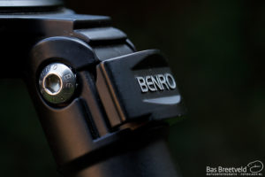 review benro statief 3