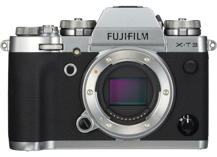 mirrorless fujifilm X-T3