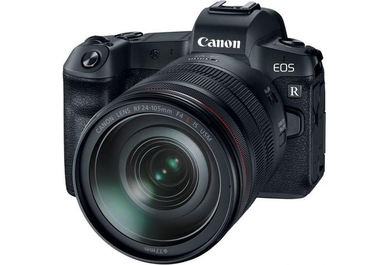 Mirrorless Canon R